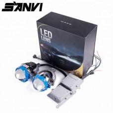 Bi-led линзы SANVI 2,5 дюйма 35W GPI с универсальным креплением
