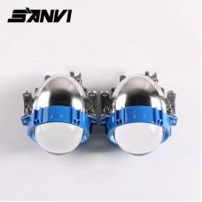 Bi-led линзы SANVI 2,5 дюйма 35W с универсальным креплением