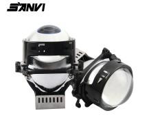 BI-LED ЛИНЗЫ SANVI 3R 3 ДЮЙМА 35W (Hella standard)