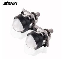 Bi-led линзы SANVI 2,5 дюйма 40W с универсальным креплением